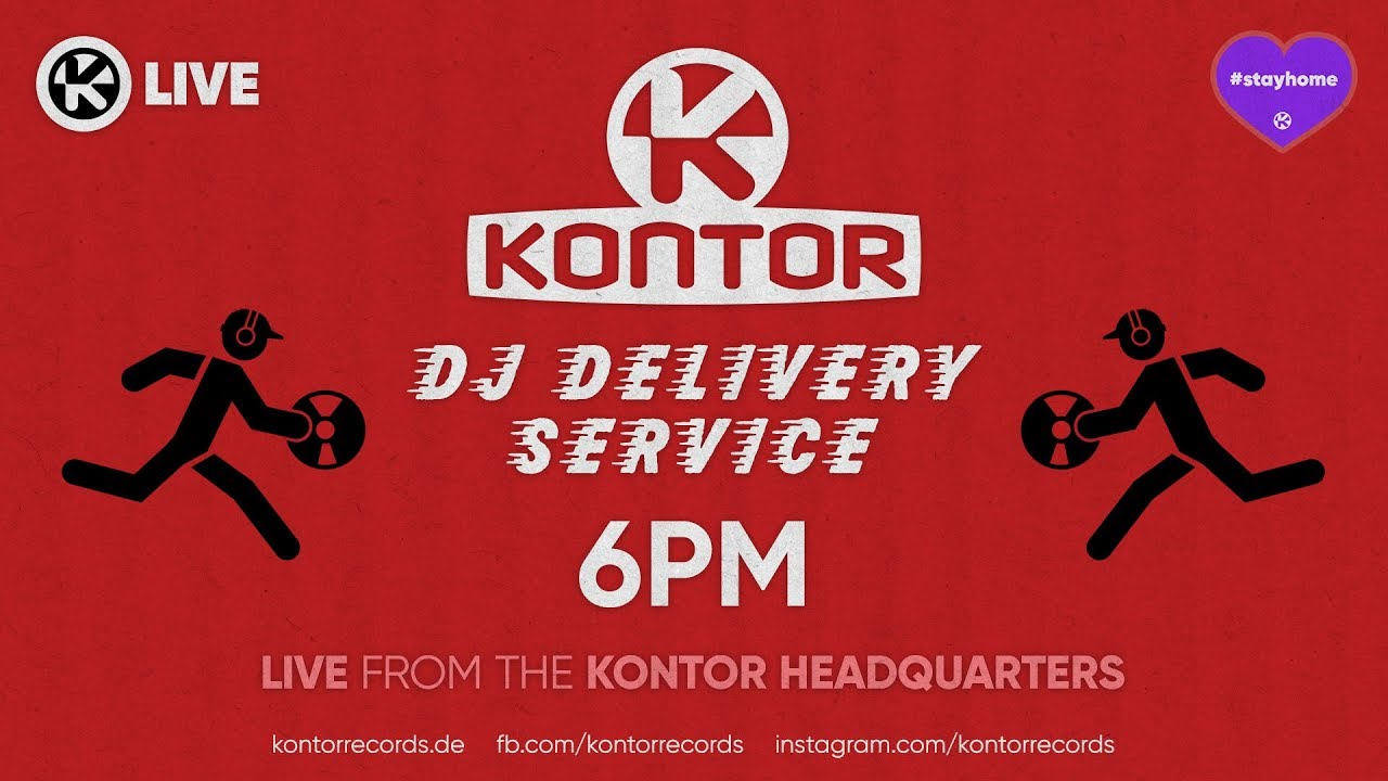 EFX Revival – The Reunion // Kontor DJ Delivery Service 💜
